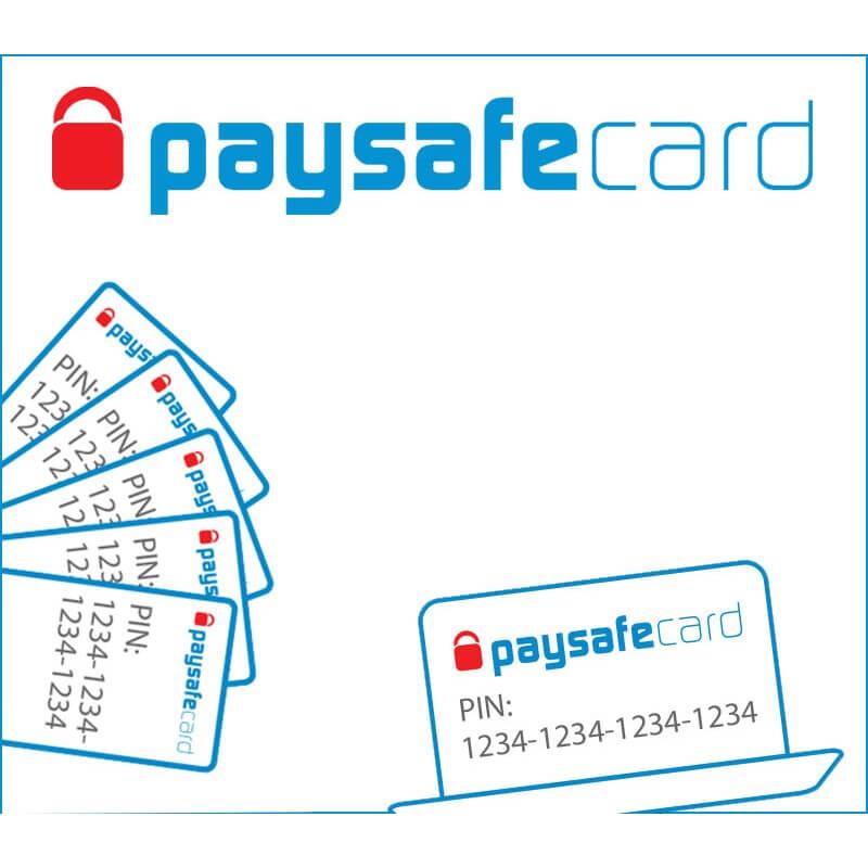 tarjeta paysafecard